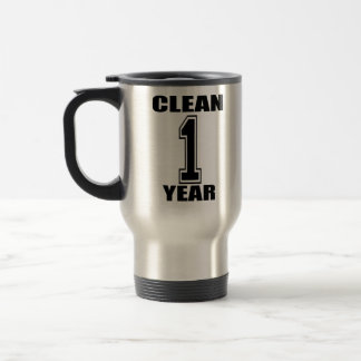Clean One Year Travel Mog Travel Mug