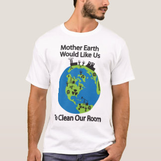 Clean Our Room T-Shirt