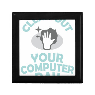 Clean Out Your Computer Day  - Appreciation Day Gift Box