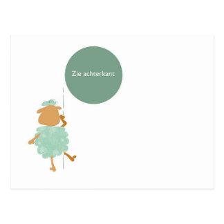 Clean Post Card