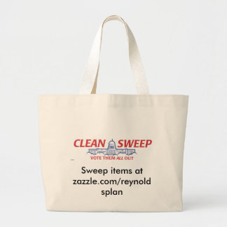 Clean Sweep Carry Bag