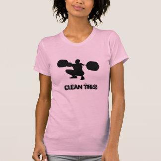 Clean This! T-Shirt