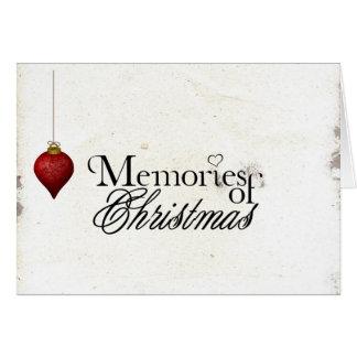 clean world christmas card