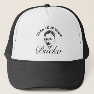 Clean Your Room, Bucko - Jordan Peterson Trucker Hat