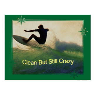 Cleanandcrazy Postcard