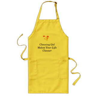Cleaning Gal Apron