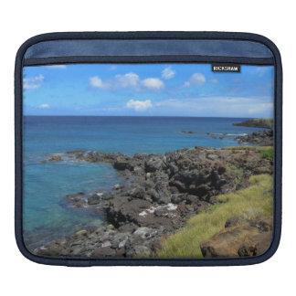 Clear Blue Ocean iPad Sleeve