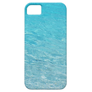 Clear Blue Sea iPhone 5 Case