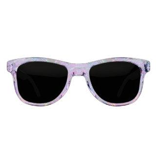 Clear Costume Premium Smoke Fractal Fashion Sunglasses