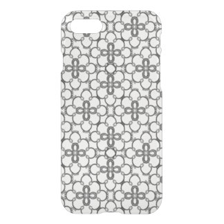 Clear Floral iPhone 7 Case