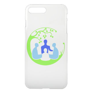 Clear phone cover