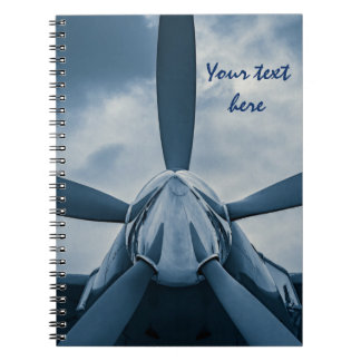 Clear Prop! Notebooks
