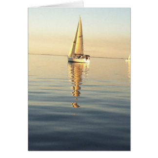 Clear Skies & Calm Seas Card
