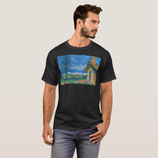 Clear Sky Artistic T-Shirt