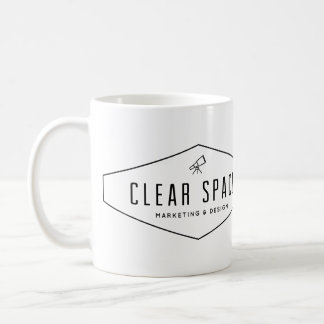 Clear Space Media Mug