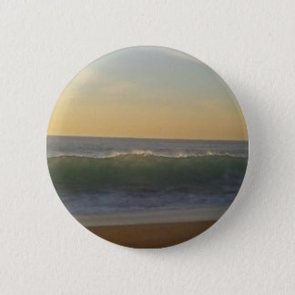 clear summer wave 2 inch round button
