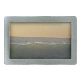 clear summer wave belt buckle