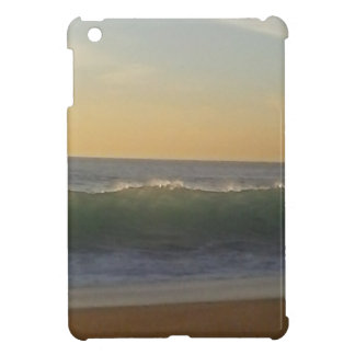 clear summer wave case for the iPad mini