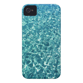 Clear Water Blue Case-Mate iPhone 4 Cases
