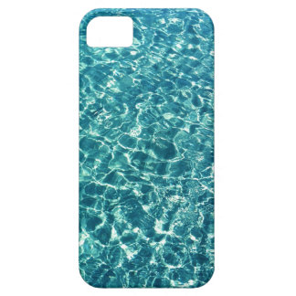 Clear Water Blue iPhone 5 Covers