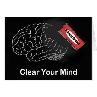 Clear Your Mind Card