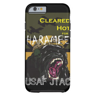 Cleared Hot for Harambe Tough iPhone 6 Case