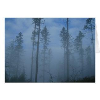Clearing Fog Card