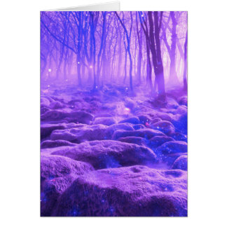 Clearing in the Forest Card