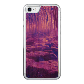 Clearing in the Forest Carved iPhone 8/7 Case