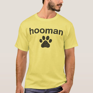 Clearly Hooman Dog Talk T-Shirt