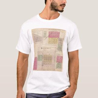 Clearwater, Hunnewell, Danville and Corbin, Kansas T-Shirt