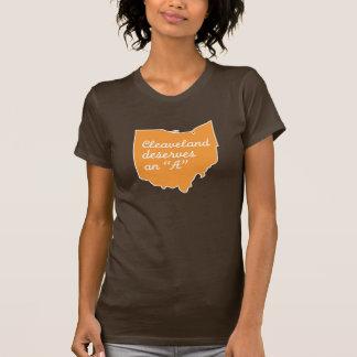 Cleaveland tshirt