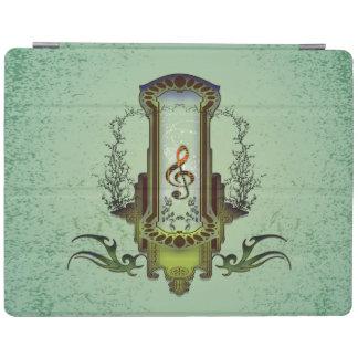 Clef iPad Cover
