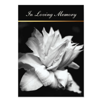 Clematis 1c Funeral Memorial Announcement