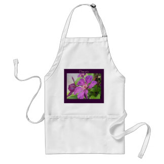 Clematis Apron 2