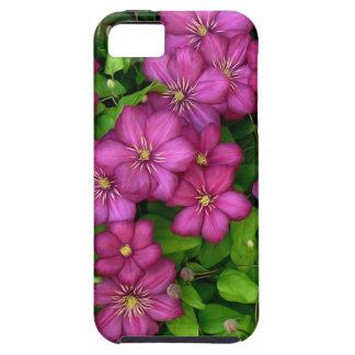 Clematis iPhone 5 Case