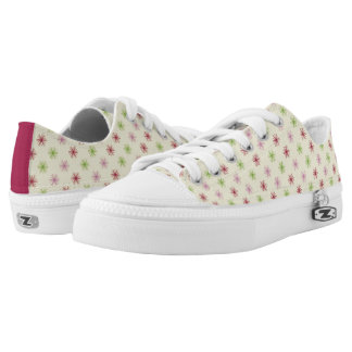 Clematis: Centers Low Top Shoes