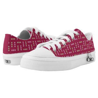 Clematis Dot Low Top Shoes