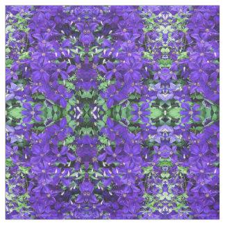 Clematis Fabric