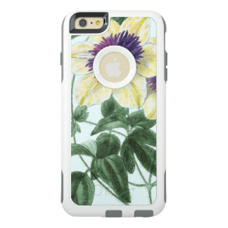 Clematis Flower Art OtterBox iPhone 6/6s Plus Case