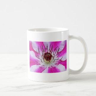 Clematis Flowers Flower Plant Garden Coffee Mug