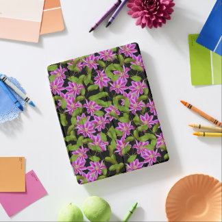 Clematis iPad Cover