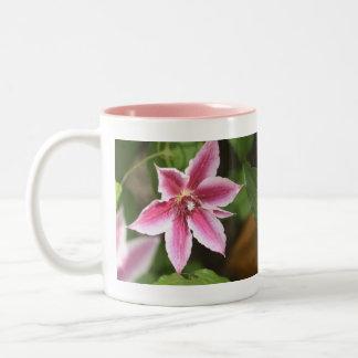 Clematis Mug