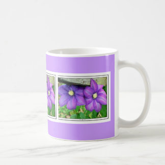 Clematis Coffee Mugs