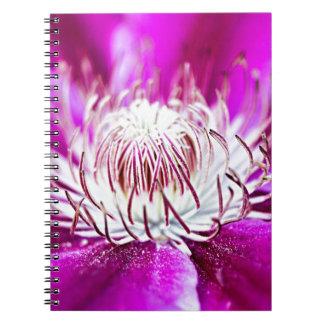 Clematis Notebook