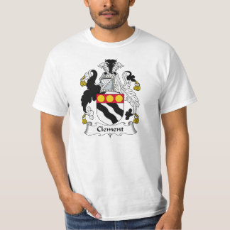 Clement Family Crest T-Shirt