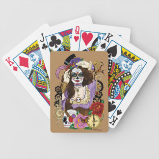 Clementine Bicycle Playing Cards