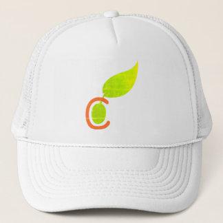 Clementine: Happy Earth Day Trucker Hat