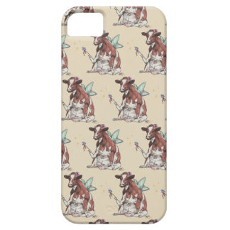 Clementine the Fairy Cow Case For The iPhone 5