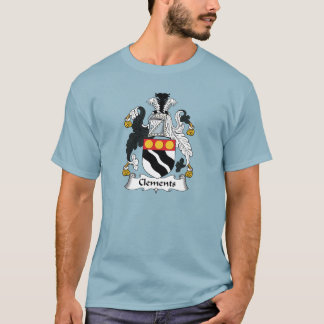 Clements Family Crest T-Shirt